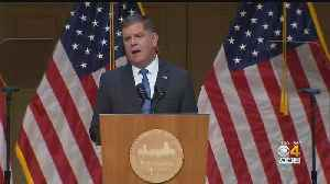 Mayor Walsh Outlines Plans In State Of The City Address [Video]