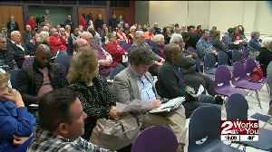 TULSA'S FIRST COMMUNITY MEETING ON POLICE CHIEF HIRING PROCESS [Video]