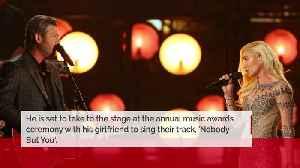 Blake Shelton to perform with Gwen Stefani at the Grammys [Video]