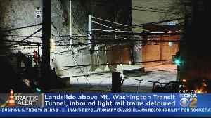 Mt. Washington Transit Tunnel Forces Port Authority Detours [Video]