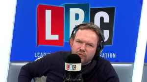 Why Boris Johnson can't stand up to Donald Trump: James O'Brien [Video]