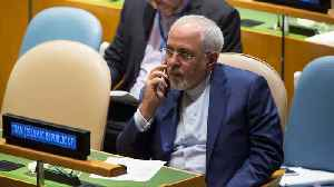 News video: Iran's Foreign Minister Calls US Soleimani Strike an Act of Terrorism and War