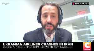 Ukrainian Airplane Crashes Near Iran's Capital, Killing 176 [Video]