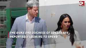 News video: Prince Harry and Meghan to ditch royal titles?