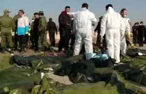 Ukrainian airliner crashes in Iran killing 176 [Video]
