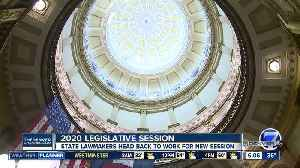 State lawmakers begin the 2020 session [Video]