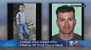 AMBER Alert: 3-Year-Old Osiel Rico Missing After Mother Found Dead In New Mexico [Video]
