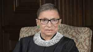 Ruth Bader Ginsburg Says She's 'Cancer-Free' [Video]