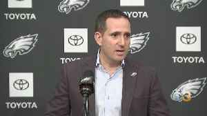 Roseman, Pederson Speak Following Disappointing End To Eagles' Season [Video]