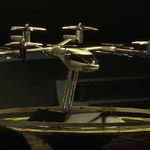 Hyundai unveiled air taxi designs for Uber's future aerial ride share network [Video]