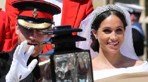 News video: Prince Harry, Meghan Markle Take A Powder From Royal Roles