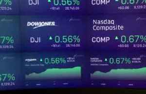 Nasdaq closes at record on fading Iran fears [Video]