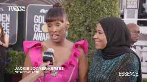 Essence Golden Globes Video 2 [Video]
