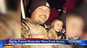 Family, friends talk about father, daughter killed in Cullman County plane crash [Video]