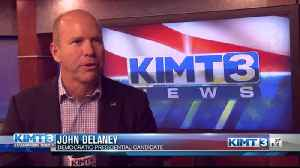 Campaign 2020: Delaney visits North Iowa [Video]