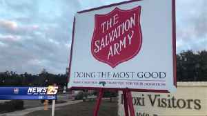 Close the Gap Campaign at Salvation Army [Video]