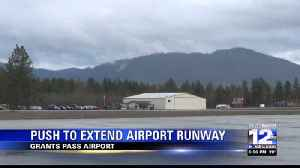 Grants Pass Airport looks to expand runway [Video]