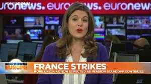 France braces for chaos as January 9 pension protests add to strike misery [Video]