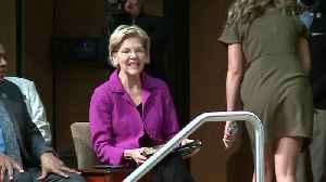 Warren Support Wanes In Brooklyn [Video]