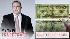 Former Secret Service Agent Explains How to Detect Counterfeit Money [Video]