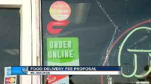 City leader proposes 60 cent fee for third-party food delivery services [Video]