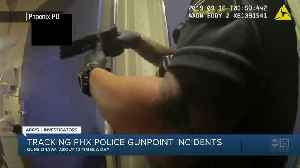 Tracking Phoenix police gunpoint incidents [Video]