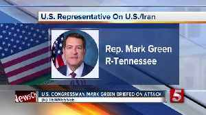 Rep. Mark Green says U.S. strategy is working in Iran [Video]