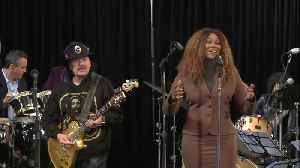 RAW: Carlos Santana Performs At Mayor London Breed's Inauguration [Video]
