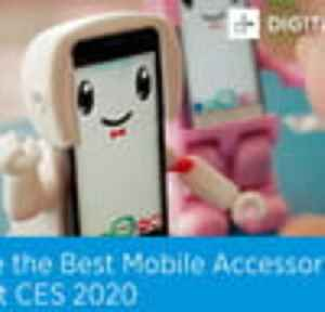 Best Mobile Accessories at CES 2020 [Video]
