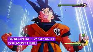 Everything you need to know about 'Dragon Ball Z: Kakarot' [Video]