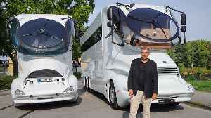 Marchi Element: The $3 Million RV | RIDICULOUS RIDES [Video]