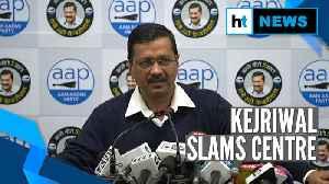 JNU violence: 'Police following orders, not their fault', says Arvind Kejriwal [Video]