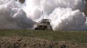 U.S. Army Testing New System That Billows Out Smoke To Obscure Troop Movements [Video]