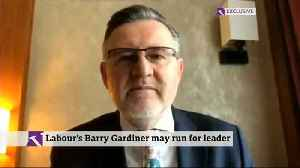Barry Gardiner Says 'I Can Win A General Election' In Interview Live From Abu Dhabi [Video]
