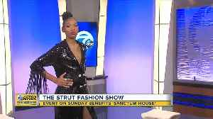 Models to strut the runway for human trafficking awareness [Video]