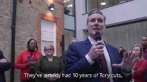 Unison backs Sir Keir Starmer in Labour leadership bid [Video]