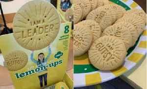 Girl Scouts Debut New 'Lemon-Ups' Cookie [Video]