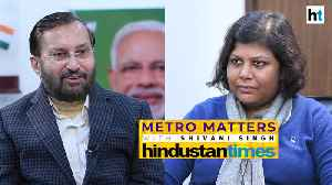 '3-engine govt', 'nationalism vs anarchy': Javadekar on BJP Delhi poll pitch [Video]