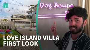 First Look At The Winter Love Island Villa [Video]