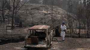 News video: Australian Police Accuse 24 People of Intentionally Setting Bushfires