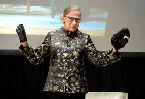 Ruth Bader Ginsburg Says She Is 'Cancer Free' [Video]