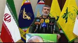Iran warns US of more attacks [Video]