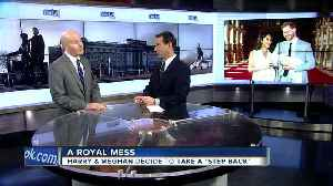 Marquette University royal expert provides analysis on recent Duke and Duchess of Sussex news [Video]