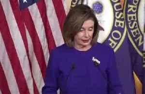 News video: Pelosi will send impeachment articles 'when I'm ready'