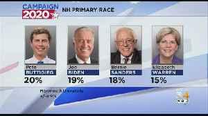 Warren Down, Buttigieg Up In NH Poll Showing 4-Way Race Among Democrats [Video]