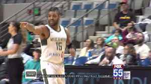 Mad Ants Drop Third Straight Game with Loss to Herd [Video]