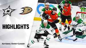 NHL Highlights | Stars @ Ducks 1/9/20 [Video]