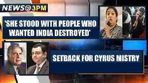 News video: Union Minister Smriti Irani hits out at Deepika padukone over her JNU visit|Oneindia