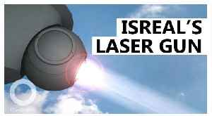 Israel claims breakthrough in anti-missile laser weapons [Video]