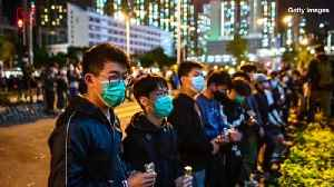 About 2 Million Adults Have Experienced PTSD Symptoms During Hong Kong Protests [Video]